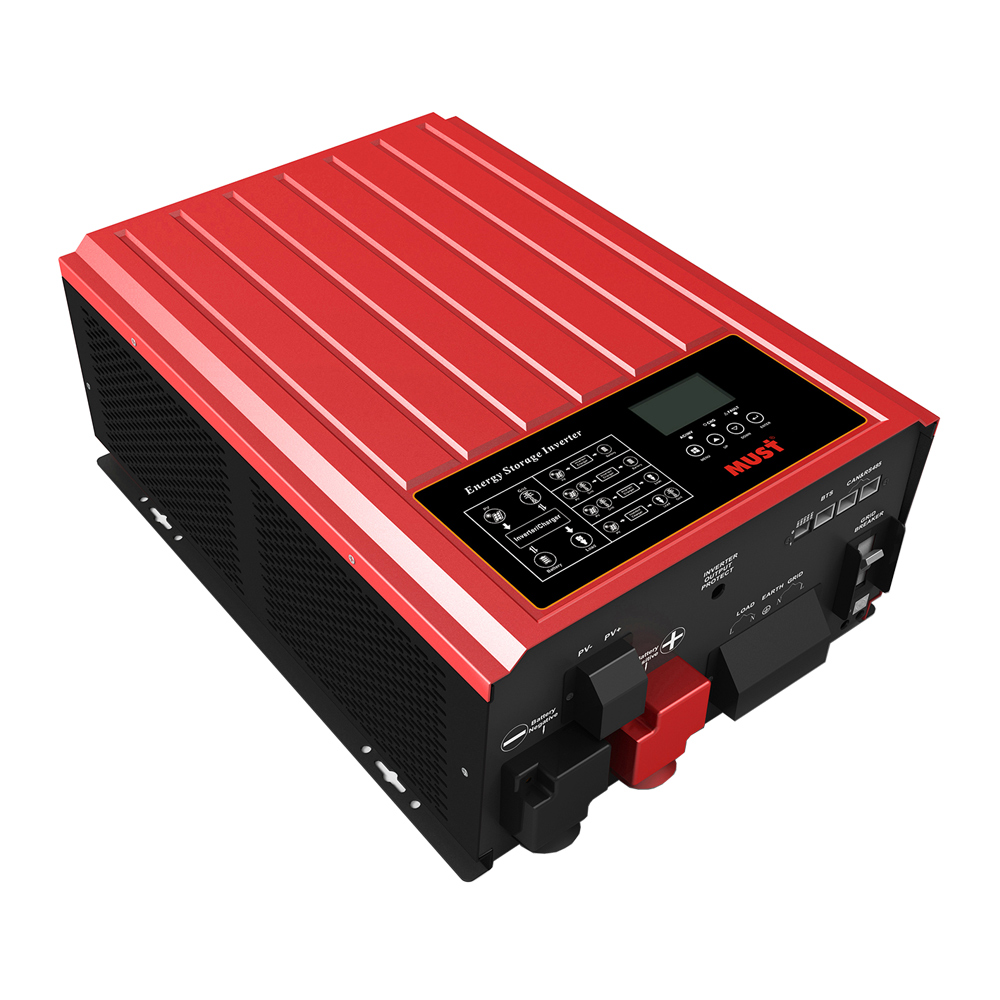 PH3000 Single-phase MPPT Серии On/Off Grid Hybrid Solar Inverter (2.5-5KVA)